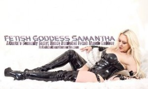 Photo of Goddess Samantha Muscle